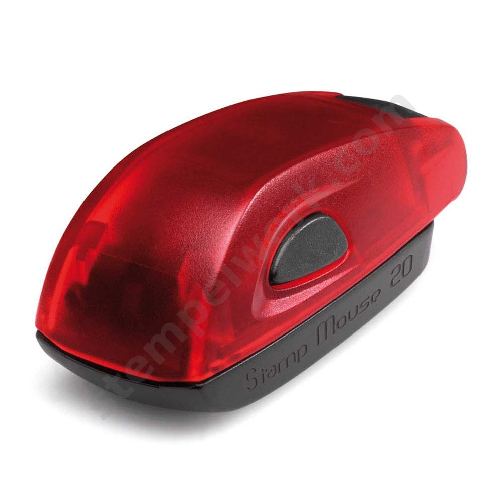 Colop Stamp Mouse 20 rot
