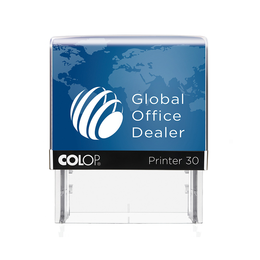 Colop Printer 20 neu personalisiert