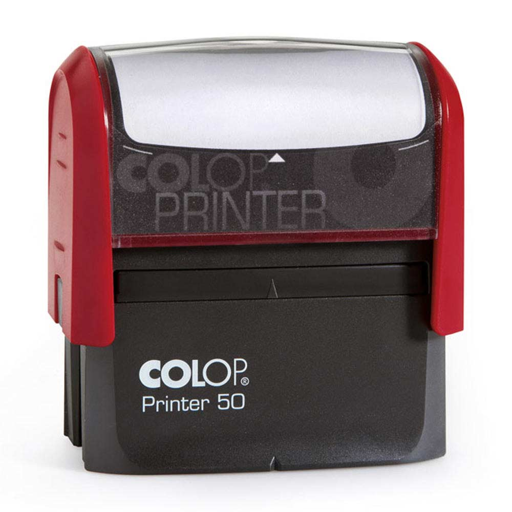 Colop Printer 50 rot